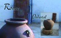 rome-pedastal
