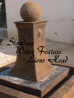 standing-water-feature-lions-head